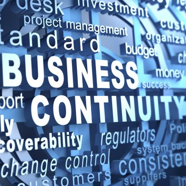 Business Continuity Illustration